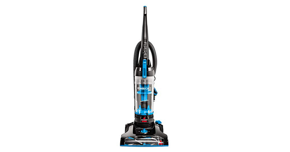BISSELL 1700 PowerForce Helix Bagless 2191 Upright Vacuum image