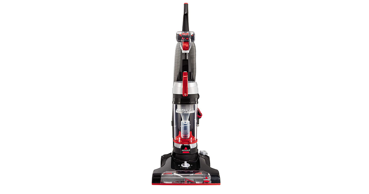 Bissell 1701 PowerForce Helix Turbo Bagless Vacuum image