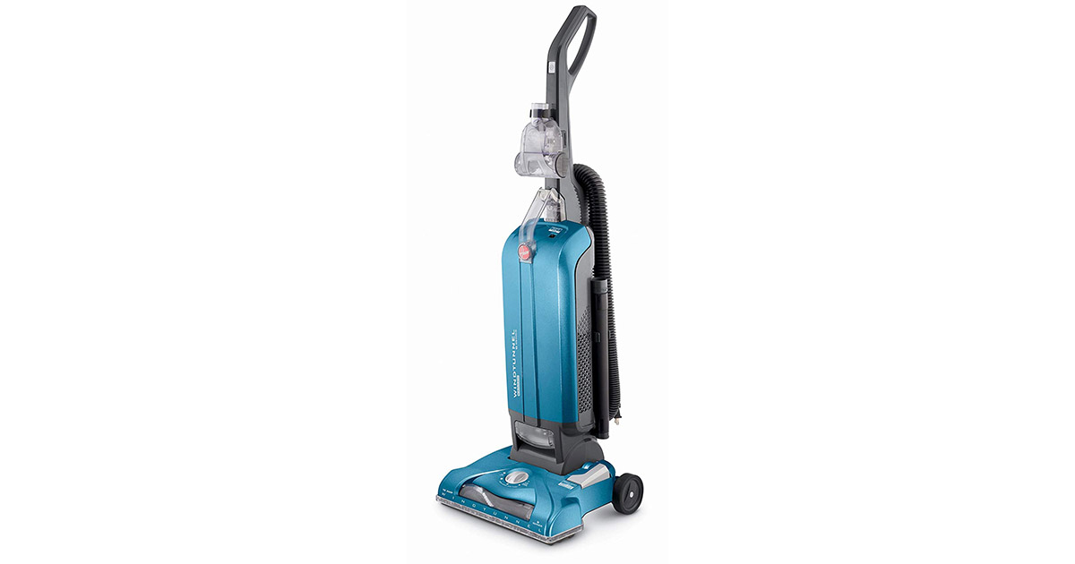 Hoover UH30300 T-Series WindTunnel Bagged Corded Upright Vacuum image