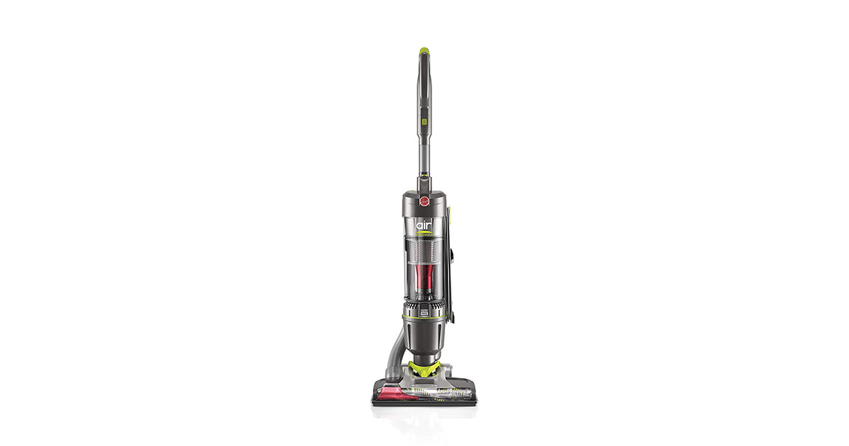 Hoover UH72400 Air Steerable WindTunnel Bagless Lightweight Corded Upright Vacuum Cleaner image