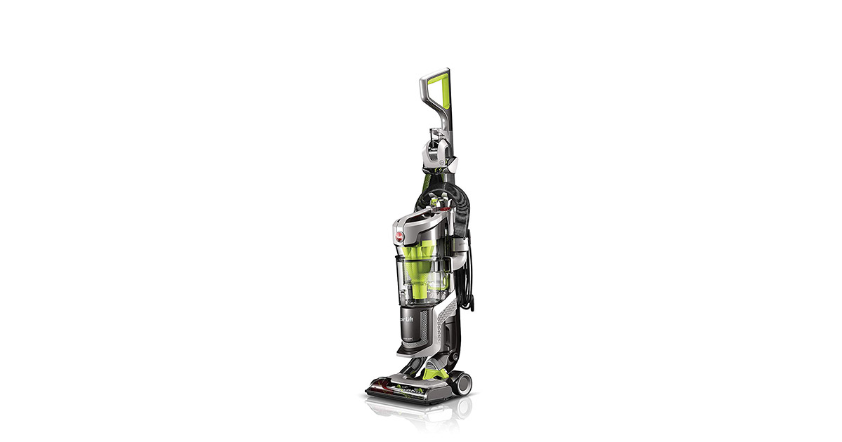 Hoover UH72511PC Air Lift Deluxe Bagless Corded Upright Vacuum Cleaner image