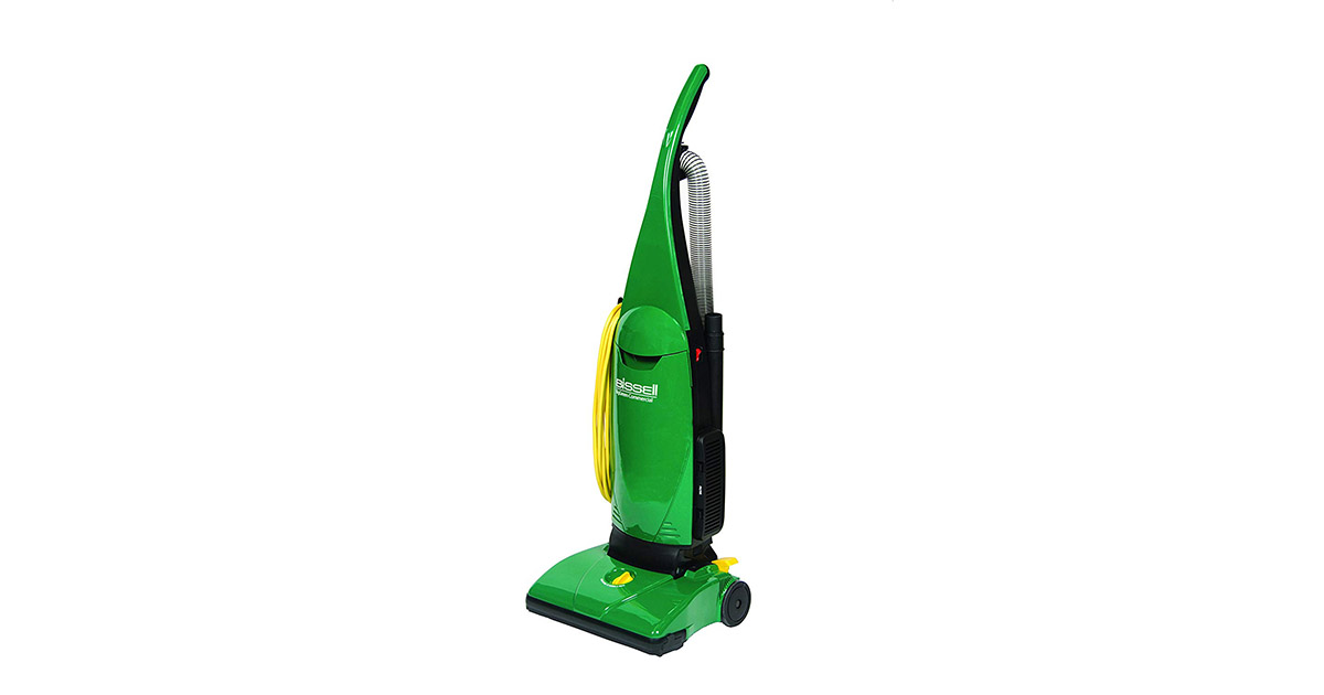 BISSELL BGU1451T BigGreen Commercial PowerForce Bagged Vacuum Cleaner image