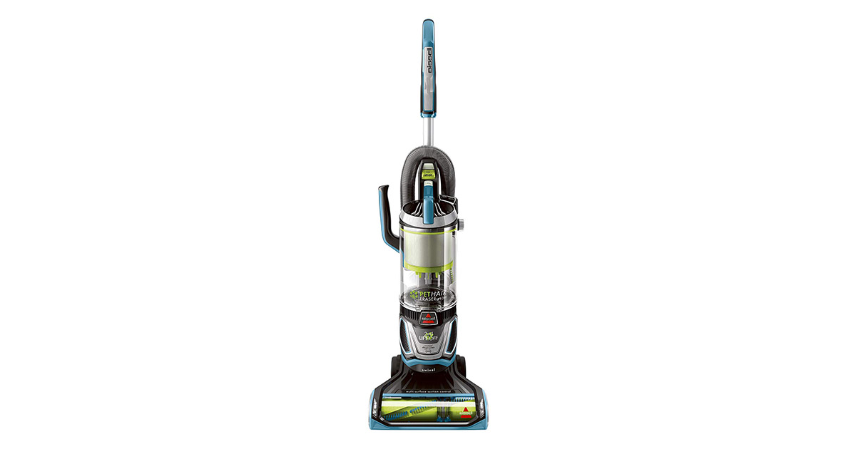 Bissell 20874 Pet Hair Eraser Lift Off Bagless Upright Vacuum image
