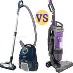Difference between Upright and Barrel Vacuum Cleaners Image