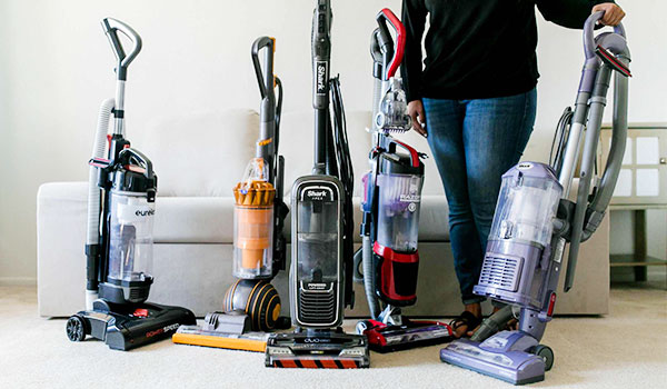 How to Choose an Upright Vacuum image