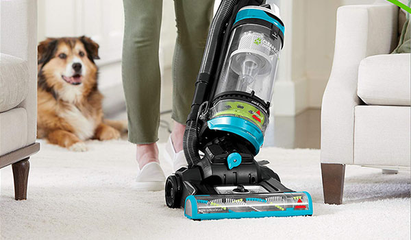 Bagless Upright Vacuum Cleaner image