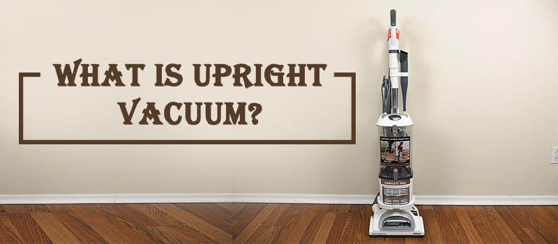What is Upright Vacuum Image