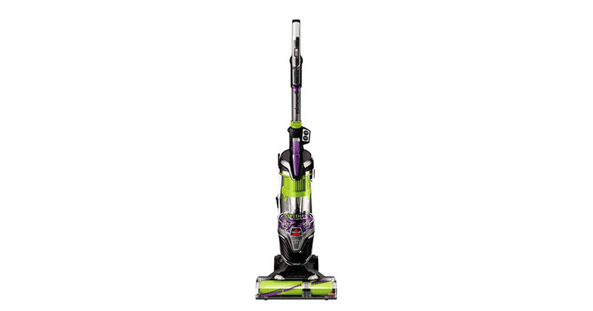 BISSELL 24613 Pet Hair Eraser Turbo Plus Lightweight Upright Vacuum Cleaner image