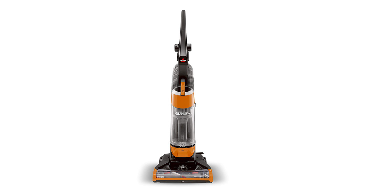 Bissell 1330 CleanView Bagless Upright Corded Vacuum image