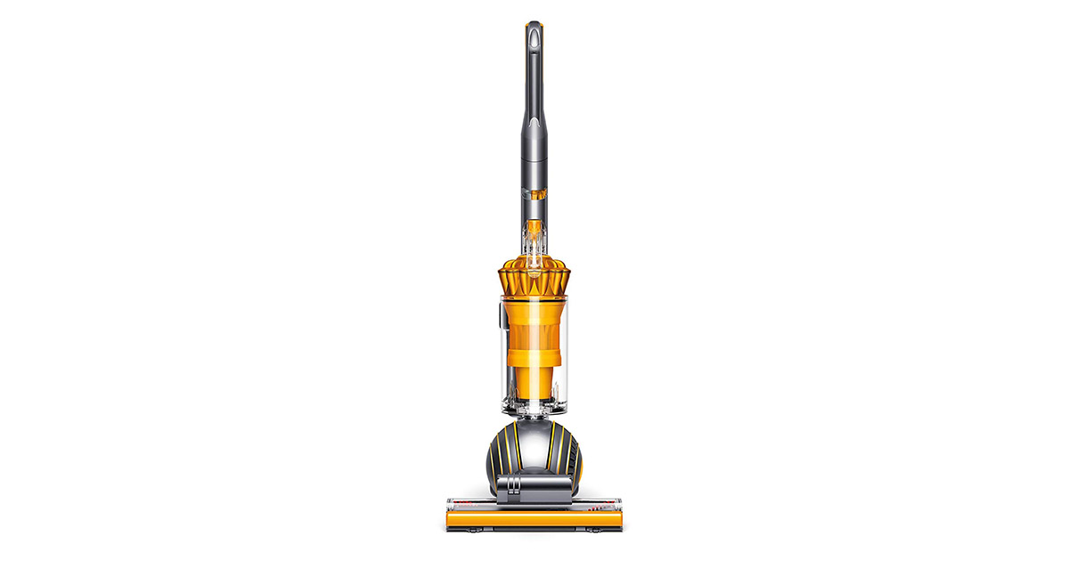 Dyson 227633-02-227633-02 Ball Multi Floor 2 Upright Yellow Vacuum image