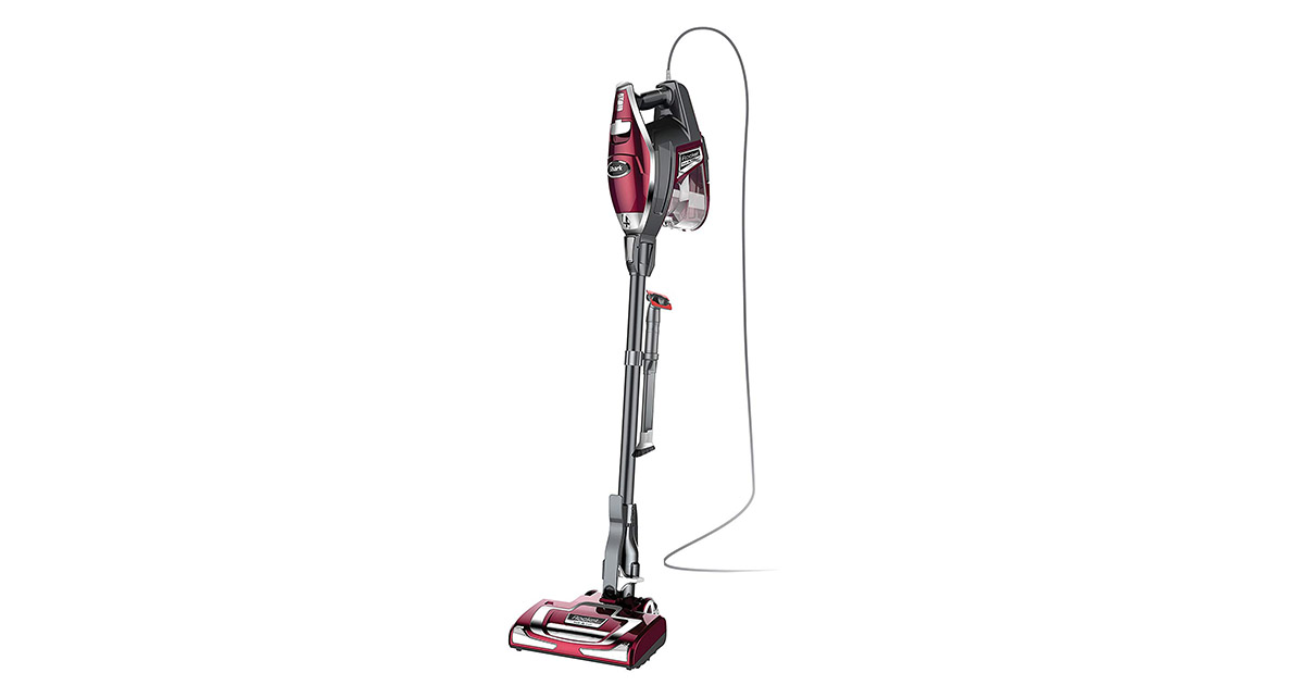 Shark HV322 Rocket DeluxePro Ultra Light Upright Corded Stick Vacuum image