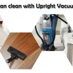 What you can clean with Upright Vacuum Cleaner image