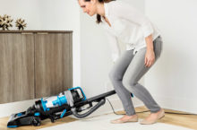 Bissell Powerforce Helix Turbo Vacuum Cleaners – Ensures easy maneuverability & powerful suction!