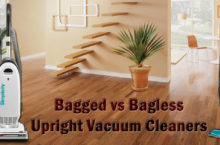 Bagged or Bagless – Which Upright Vacuum is best to buy?
