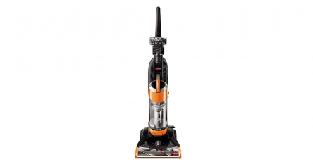 Bissell Cleanview 1831 Upright Vacuum Cleaner – Captures most Surface Debris with Powerful Suction!