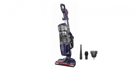 Hoover Power Drive Pet Bagless Vacuum – From hair to dirt, cleans everything with ease!