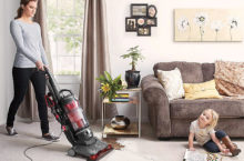 10 Best Rated Hoover Upright Vacuums of 2020 – Choose among both bagged & bagless vacuums!